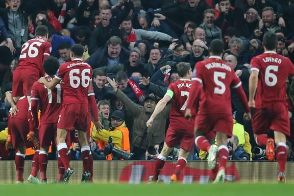 Liverpool jest nie do zatrzymania! Zwycięstwo w hitowym meczu [VIDEO]