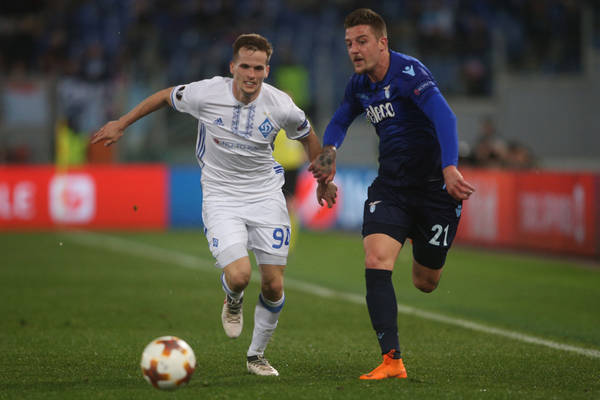 Kolejny krok Dynama Kijów do Ligi Mistrzów. Grał Kędziora