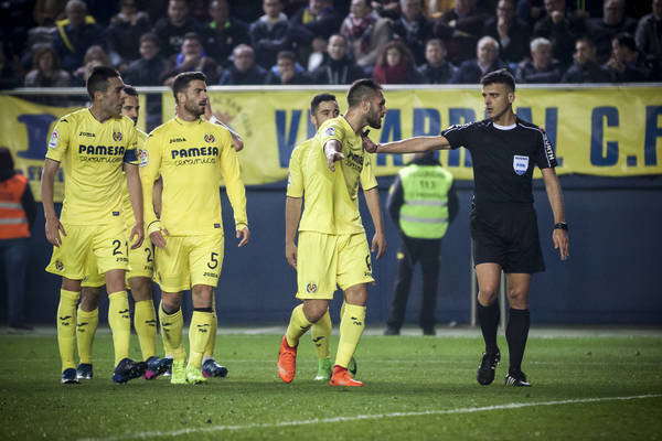 Villarreal stracił punkty z Celtą Vigo
