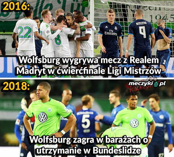 Ogromny kryzys w Wolfsburgu