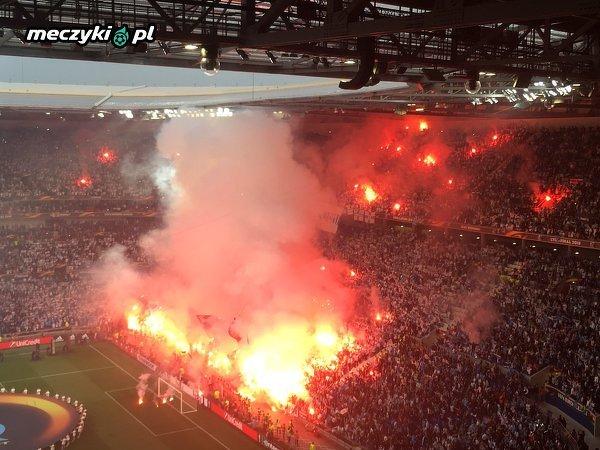 Atmosfera w Lyonie jest bardzo gorąca