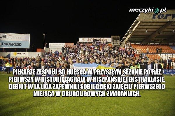 Historyczny awans do rozgrywek Primera Division!