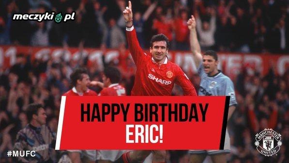 Urodziny obchodzi dziś Eric Cantona