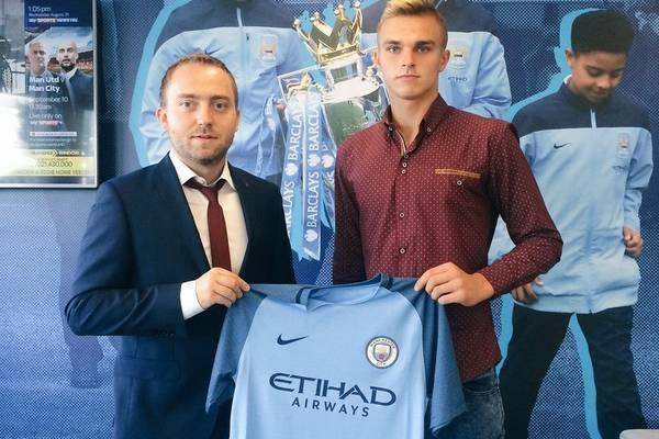 18-letni Polak odchodzi z Manchesteru City. Zaskakujący wybór utalentowanego golikpera