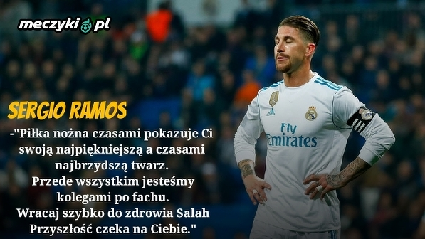 Sergio Ramos do Salaha