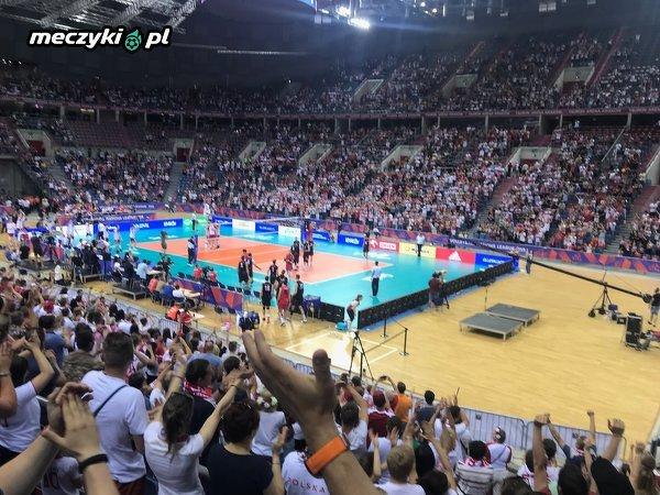 Liga Narodów Siatkarzy: Polska wygrywa z Kanadą 3:1