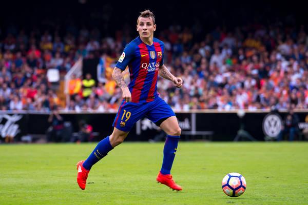 Digne odejdzie z Barcelony? Ma ofertę z Premier League