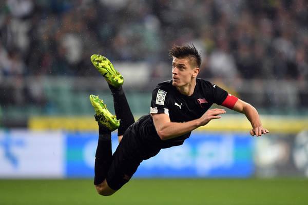 Fenomenalny debiut Piątka w Pucharze Włoch! Cztery gole Polaka! [VIDEO]