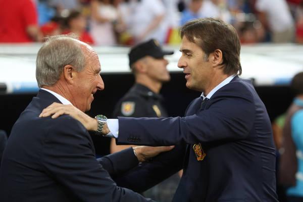 Szef hiszpańskiej federacji: Zostaliśmy zmuszeni rozstać się z trenerem
