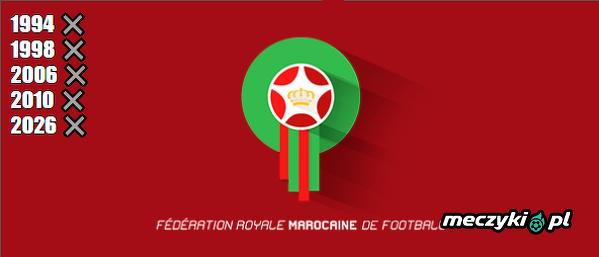 Maroko już 5. raz przegrało walkę o organizację mundialu