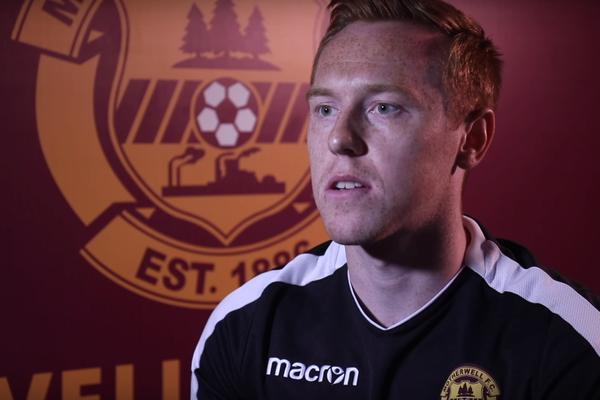 Danny Johnson wzmocnił Motherwell FC