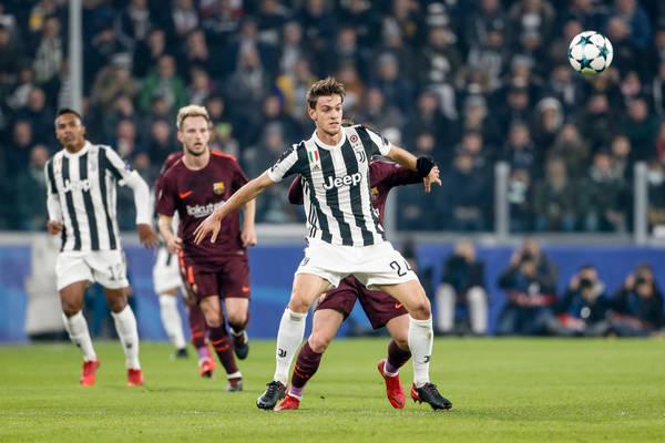 Obrońca Juventusu może przejść do Chelsea