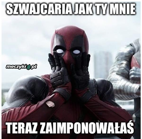 Nawet Deadpool się zdziwił