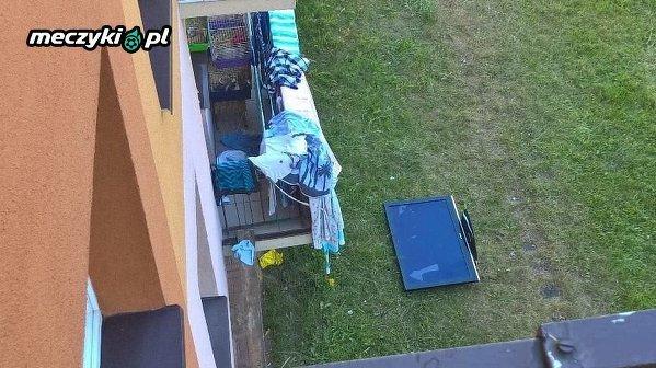 Reakcje polskich kibiców po meczu Polska - Senegal