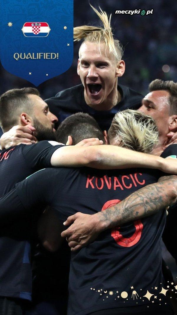 Awans Chorwacji do następnej rundy