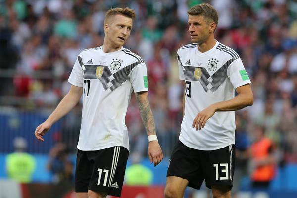 Reus: Ważne było, że pozostaliśmy cierpliwi