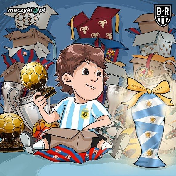 Messi kończy dziś 31 lat