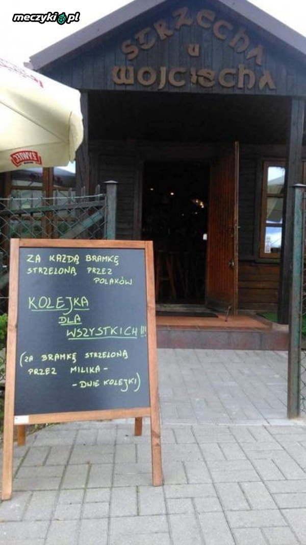 Bar Strzecha u Wojciecha