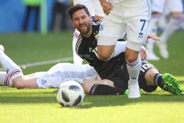 Katalońskie media: Lionel Messi spadł z podium w plebiscycie Złotej Piłki