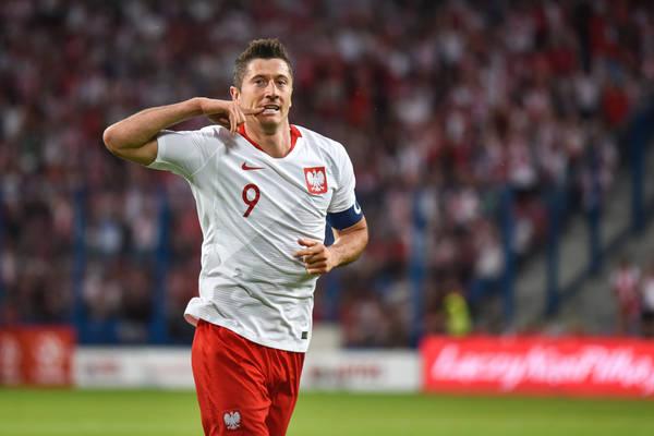 Buksa: Trzeba podpatrywać takiego zawodnika jak Lewandowski. Każdy jego ruch na boisku jest przemyślany