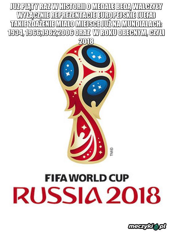 Europejska strefa medalowa (MŚ 2018)