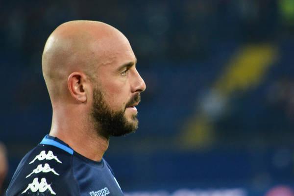 Reina przed klasykiem Serie A: Nie boimy się Juventusu