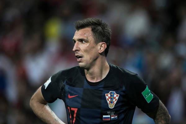 Mario Mandżukić nie zagra już w reprezentacji Chorwacji