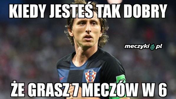 3 dogrywka Chorwacji !