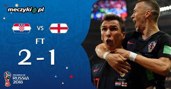 Chorwacja w finale Mistrzostw Świata!
