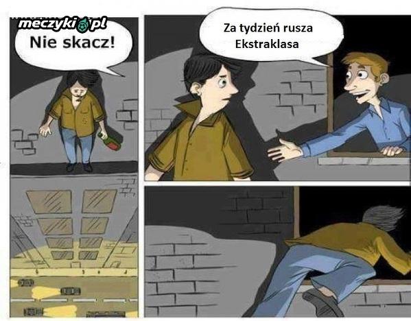 Rusza Ekstraklasa