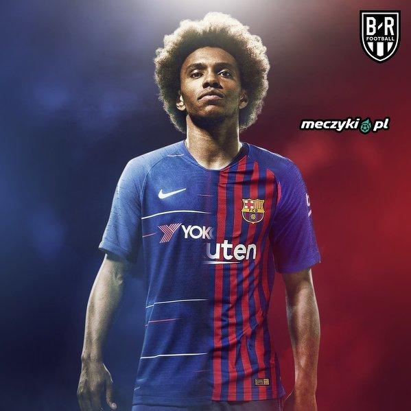 Barcelona po raz drugi złozyła ofertę za Williana