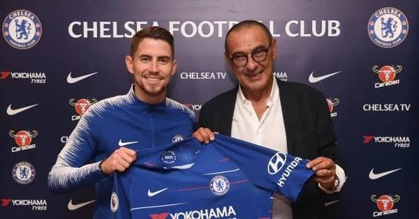 Udane debiuty nowych piłkarzy Chelsea w Premier League! Gol Jorginho i czyste konto Kepy! [VIDEO]