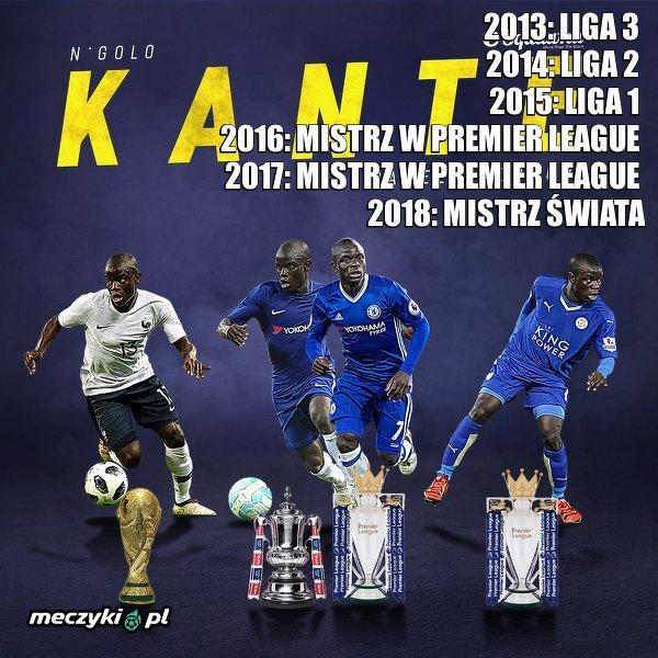 N'Golo Kante