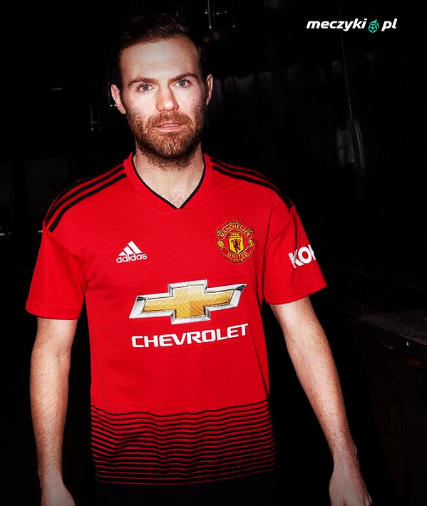 Domowe stroje Manchesteru United
