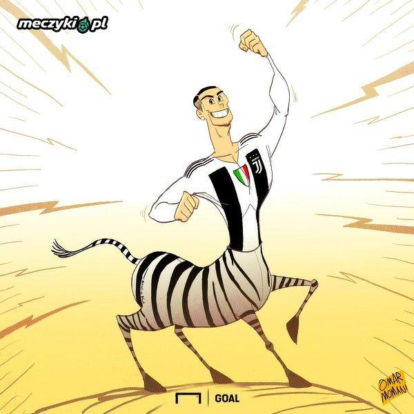 Ronaldo w nowym klubie