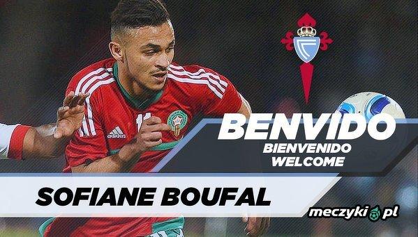 Oficjalnie: Boufal wypożyczony do Celty Vigo!