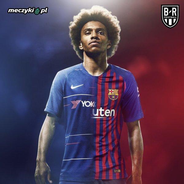 Barcelona złożyła trzecią ofertę za Williana