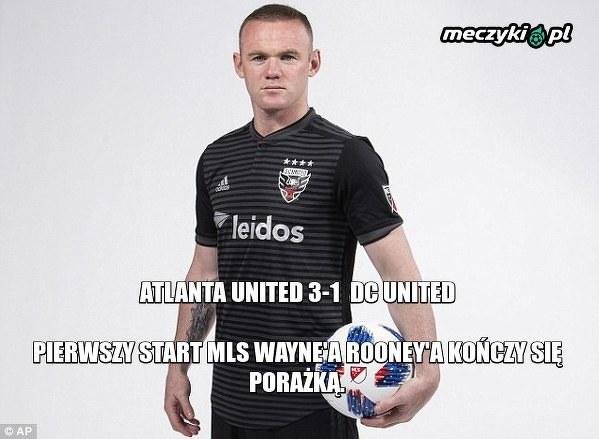 Pierwsze 66 minut w MLS