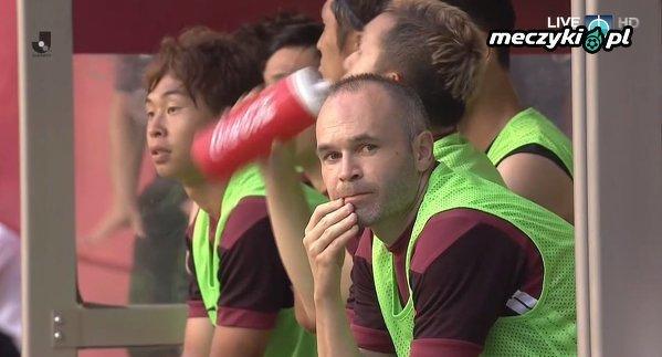 Iniesta w nowym klubie