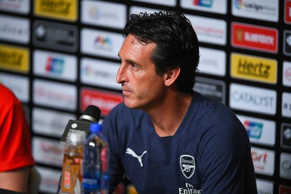 Emery wskazał piłkarzy, którzy mogą jeszcze odejść z Arsenalu