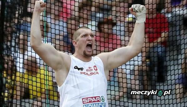 Złoty medal na ME Wojciecha Nowickiego w rzucie młotem!