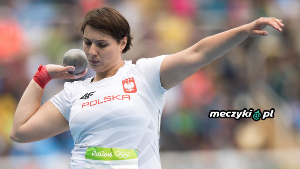 Paulina Guba mistrzynią Europy w pochnięciu kulą!
