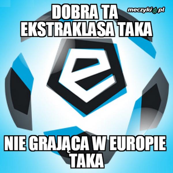 """""""ekstra""""klasa w europejskich pucharach"""