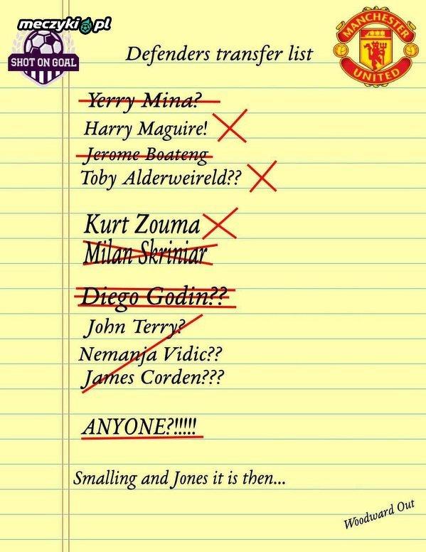 W notatniku Mourinho
