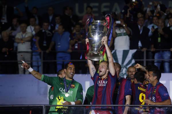 """Barcelona będzie dominować w LM? """"Już kiedyś znacznie się od niej oddaliła, a później wygrała ją cztery razy w mniej niż dziesięć lat"""""""