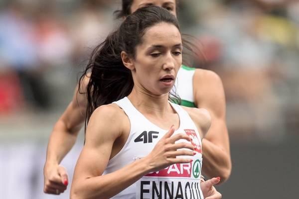 Mamy kolejny medal! Srebro dla Ennaoui w biegu na 1500 metrów!