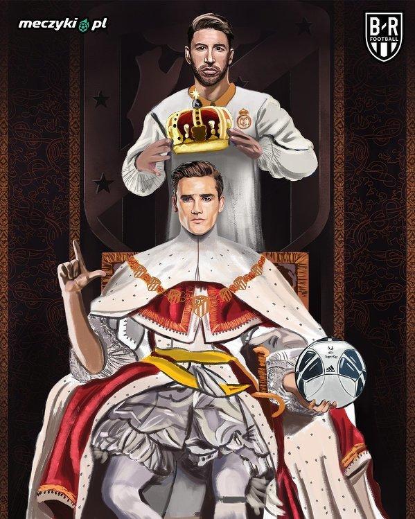 Ramos musiał uznać wyższość kolegi