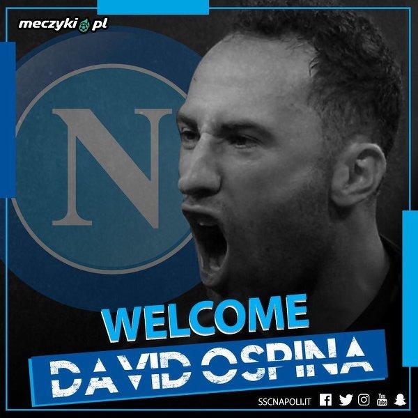 David Ospina wypożyczony do Napoli