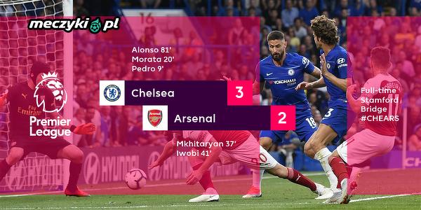 Derby Londynu dla Chelsea