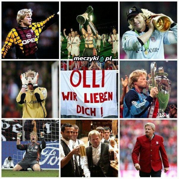 Dokładnie 24 lata temu zadebiutował w Bundeslidze Oliver Kahn